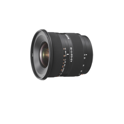 DT 11–18 mm F4.5–5.6 nuotrauka