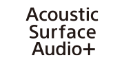 """Acoustic Surface+"" logotipas"
