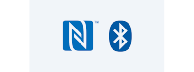 """Bluetooth®"" ir NFC"