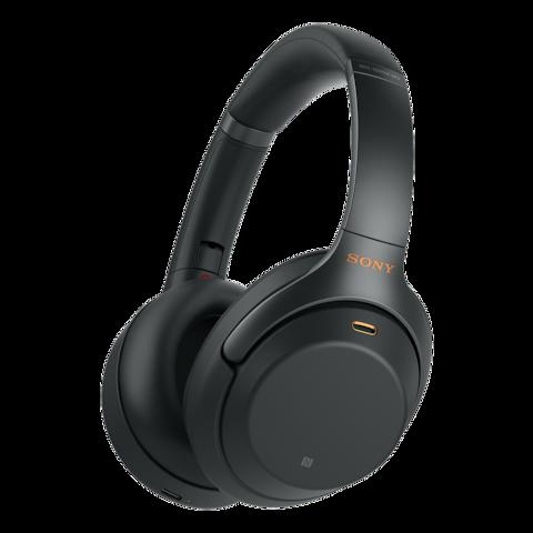 Belaidės triukšmą slopinančios ausinės WH-1000XM3 nuotrauka