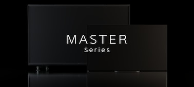 "AG9 | ""MASTER Series"" | OLED | 4K Ultra HD | Didelis dinaminis diapazonas (HDR) | Išmanusis televizorius (""Android TV"") nuotrauka"