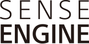 SENSE ENGINE logotipas