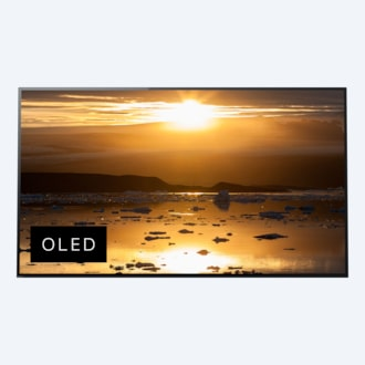 "A1 4K HDR OLED televizorius su ""Acoustic Surface™"" nuotrauka"