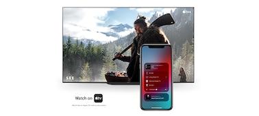 """Apple AirPlay"" ir ""Apple HomeKit"""
