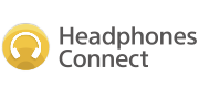 """Headphones Connect"" logotipas"
