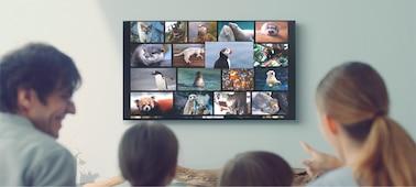 "XG85 | LED | ""4K Ultra HD"" | HDR | Išmanusis televizorius (""Android TV"") nuotrauka"