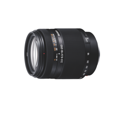 DT 18–250 mm F3.5–6.3 nuotrauka