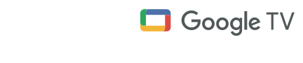 """Google TV"" logotipas"