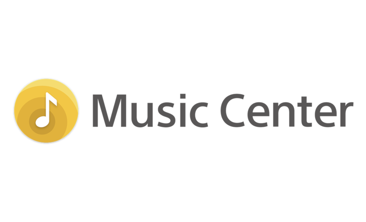 """Sony Music Center"" logotipas"