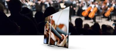 "AG8 | OLED | ""4K Ultra HD"" | Didelis dinaminis diapazonas (HDR) | Išmanusis televizorius (""Android TV"") nuotrauka"