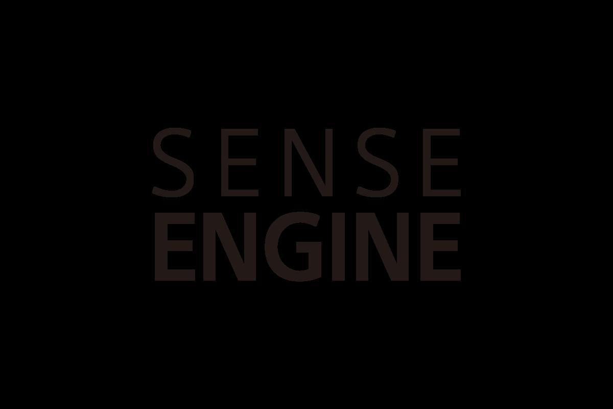 SENSE ENGINE™ logotipas