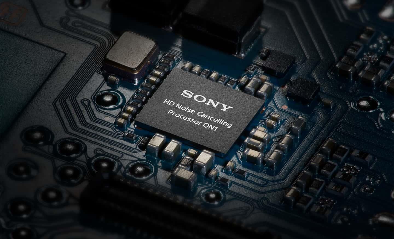 Triukšmo slopinimo procesorius