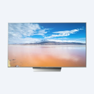 "XD85 4K HDR su ""Android TV"" nuotrauka"